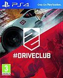 jaquette PlayStation 4 DriveClub