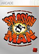 jaquette Xbox 360 Splosion Man