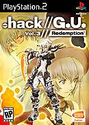 jaquette PlayStation 2 .hack G.U. Vol.3 Redemption