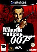 jaquette Gamecube 007 Bons Baisers De Russie
