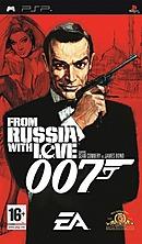jaquette PSP 007 Bons Baisers De Russie