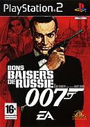 jaquette PlayStation 2 007 Bons Baisers De Russie