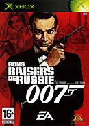 jaquette Xbox 007 Bons Baisers De Russie