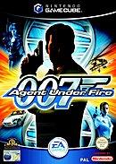 jaquette Gamecube 007 Espion Pour Cible