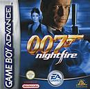 jaquette GBA 007 Nightfire