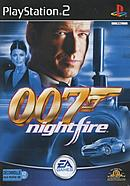 jaquette PlayStation 2 007 Nightfire