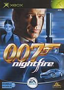 jaquette Xbox 007 Nightfire