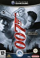 jaquette Gamecube 007 Quitte Ou Double