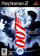 jaquette PlayStation 2 007 Quitte Ou Double