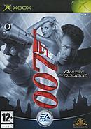 jaquette Xbox 007 Quitte Ou Double