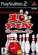 jaquette PlayStation 2 10 Pin Champions Alley