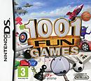 jaquette Nintendo DS 1001 Fun Games