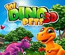 jaquette Nintendo 3DS 101 Dino Pets 3D