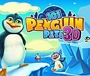 jaquette Nintendo 3DS 101 Penguin Pets 3D