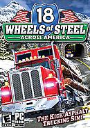 jaquette PC 18 Wheels Of Steel Across America