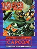 jaquette Amstrad CPC 1943 The Battle Of Midway