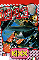 jaquette Atari ST 1943 The Battle Of Midway