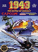 jaquette Nes 1943 The Battle Of Midway