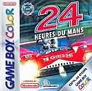 jaquette Gameboy 24 Heures Du Mans