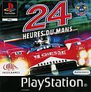 jaquette PlayStation 1 24 Heures Du Mans