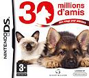 jaquette Nintendo DS 30 Millions D Amis Mon Refuge Pour Animaux