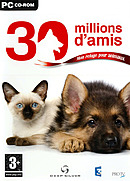 jaquette PC 30 Millions D Amis Mon Refuge Pour Animaux