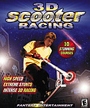 3D Scooter Racing