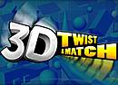 jaquette PlayStation 3 3D Twist Match