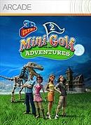 jaquette Xbox 360 3D Ultra Mini Golf Adventures 2