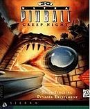 jaquette Mac 3D Ultra Pinball Creep Night