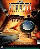 3D Ultra Pinball : Creep Night