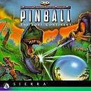 jaquette PC 3D Ultra Pinball Le Continent Perdu