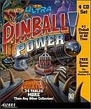jaquette Mac 3D Ultra Pinball Power