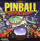 jaquette Mac 3D Ultra Pinball Thrillride