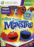 jaquette Xbox 360 5 Rue Sesame Il Etait Un Monstre