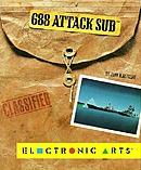 jaquette Amiga 688 Attack Sub