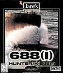 jaquette PC 688I Hunter Killer