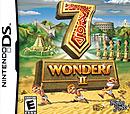 jaquette Nintendo DS 7 Wonders II