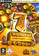 jaquette PC 7 Wonders Of The Ancient World