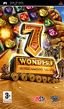 jaquette PSP 7 Wonders Of The Ancient World