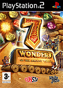 jaquette PlayStation 2 7 Wonders Of The Ancient World