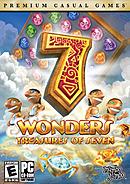 jaquette PC 7 Wonders Treasures Of Seven