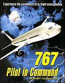 jaquette PC 767 Pilot In Command