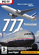jaquette PC 777 Professional