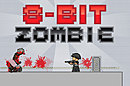jaquette iPhone 8 bit Zombies
