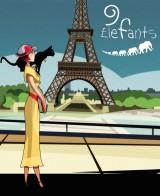 jaquette iOS 9 Elefants