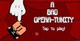 jaquette PS Vita A Bad Opera tunity