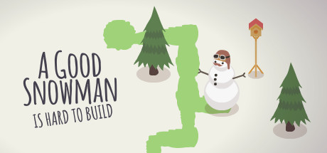 jaquette iOS A Good Snowman Is Hard To Build