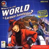 jaquette Mac A La Poursuite De Carmen Sandiego Dans Le Monde