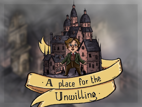 jaquette PC A Place For The Unwilling